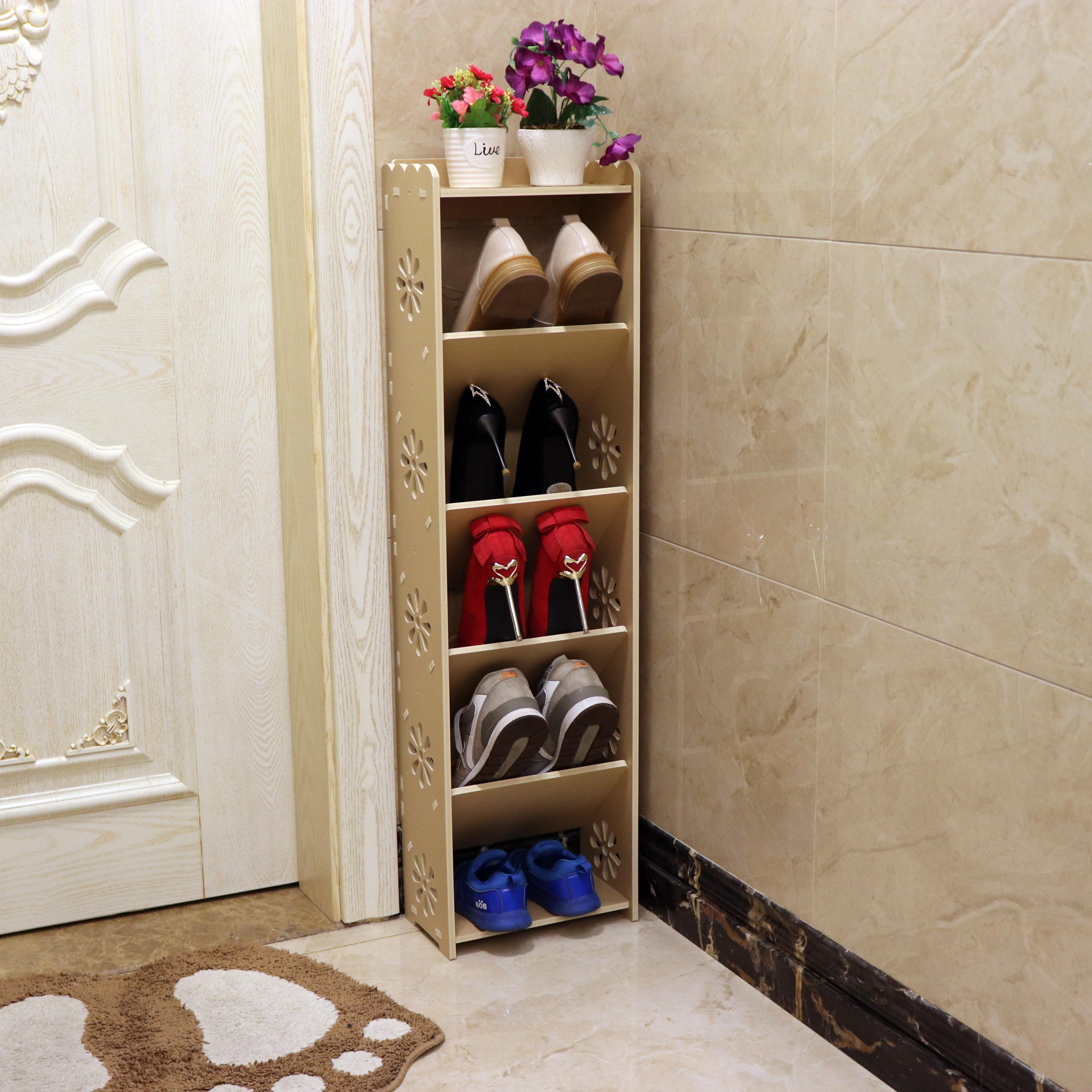 Super Thin Cabinet Simple Bedroom Door