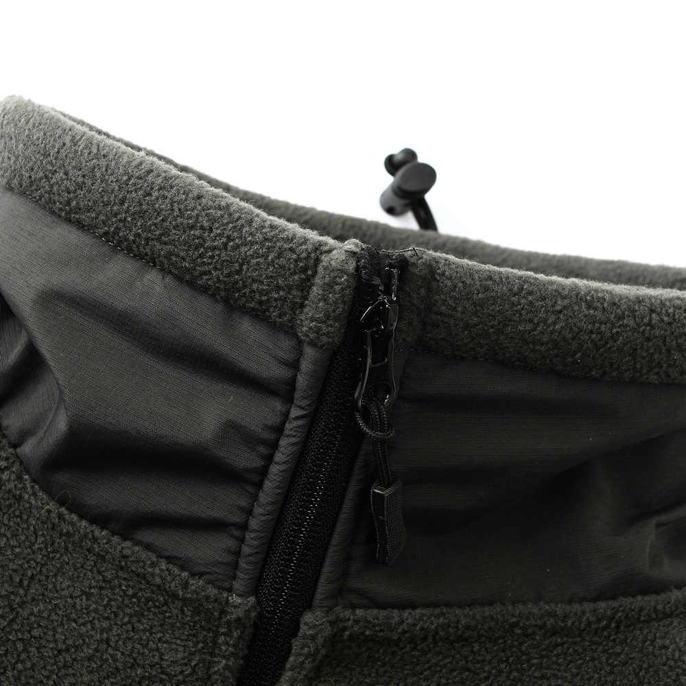 Mege ماركة الملابس التكتيكية الجيش الملابس العسكرية الصوف الرجال سترة و معطف ، يندبروف الدافئة ميليتار سترة معطف لفصل الشتاء