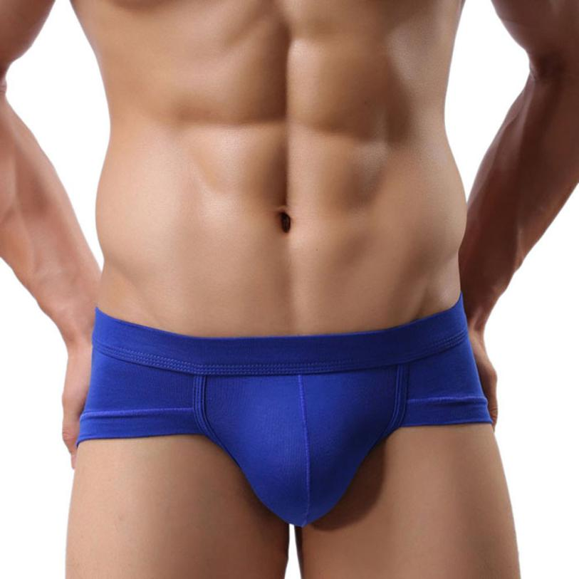 snowshine4 #3022 Hot Selling 5 Colors Sexy Mens Guys Bulge Pouch Underwear Boxer Trunks Shorts Underpants Freesize XXXL