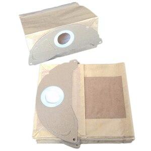 Image 5 - 10 adet elektrikli süpürge torbaları kağıt toz torbaları için yedek Karcher A2000 2003 2004 2014 2024 2054 2064 2074 S2500 WD2200 2210