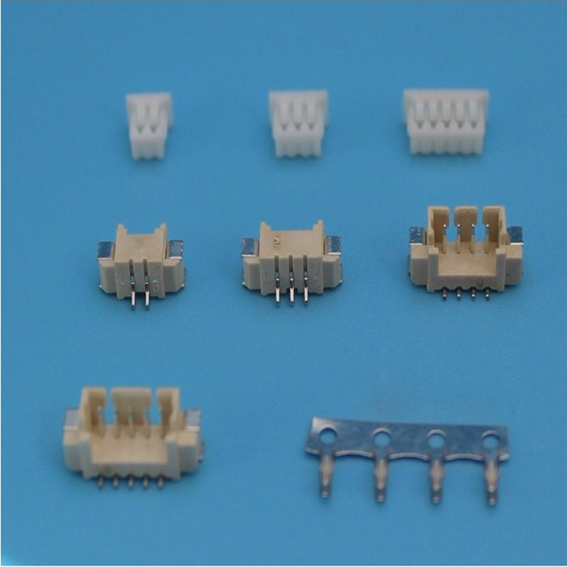 1 set space pitch 1.25mm small spacing connector electronic connector AWG32-AWG28 PCB board terminals