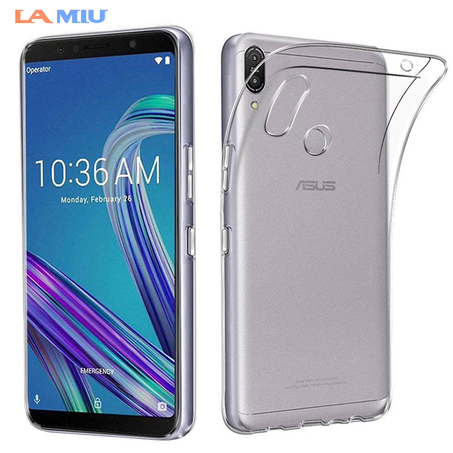 Detail Feedback Questions about LA MIU Soft Clear TPU Case For Asus Zenfone  Max Pro (M1) ZB601KL ZS620KL ZB570TL ZA550KL ZE620KL ZC520 554 600 551KL  Phone ... fcaddd002cb4
