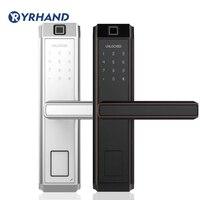 Пальцев замок, электронный смарт fingerprint Lock цифровой замок сейфа умный дом замок двери