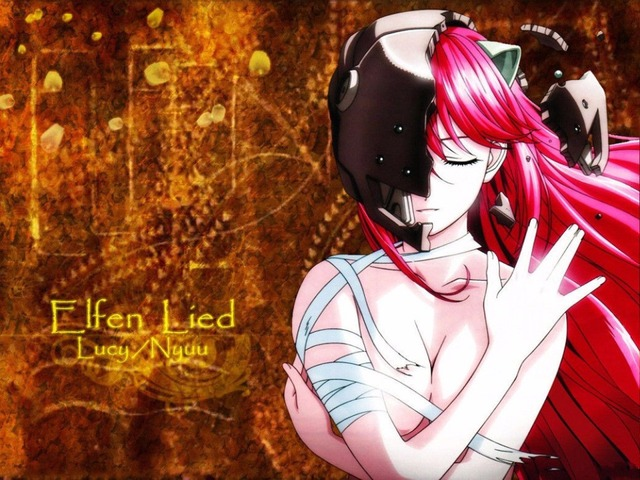 Elfen Lied Anime Movie Beautiful Girl Silk Poster Art Bedroom     Elfen Lied Anime Movie Beautiful Girl Silk Poster Art Bedroom Decoration  1837