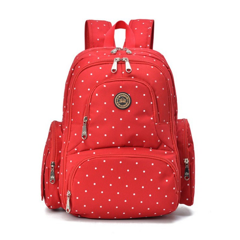 ФОТО 2017 New multi-functional large-capacity shoulder bag Mummy bag fashion mother and mother out to produce mother backpack