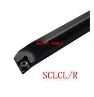 S16Q/ SCLCR12/SCLCL12/SCLCR16/SCLCL16 Verwenden CNC Metalleinsatz CCMT/CCGT 09T308/120404/120408 interne Drehwerkzeuge SCLCR SCLCL Werkzeughalter Werkzeug -