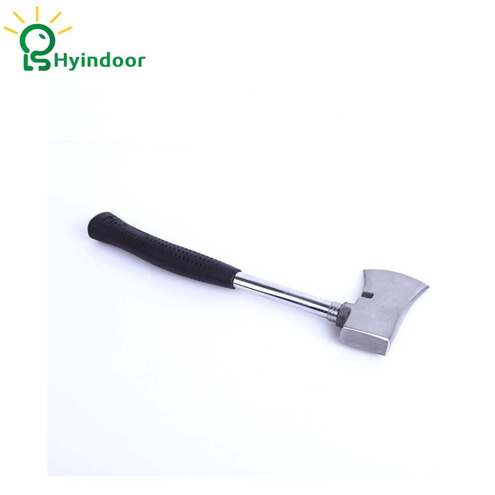 High Density Solid Hand AXE With Steel Shaft Multi-Purpose Garden AX For Horticulture Logging Fire