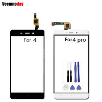 Vecmnoday 5 0 Inch For Xiaomi Redmi 4 Touch Screen Digitizer Sensor Replacement Touch Panel Repair