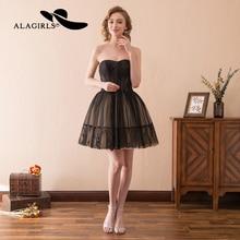 Alagirls New Arrival Mini Prom Dresses Sexy short lace Homecoming Dress 2019 Sweetheart Cocktail dresses Vestido de bienvenida