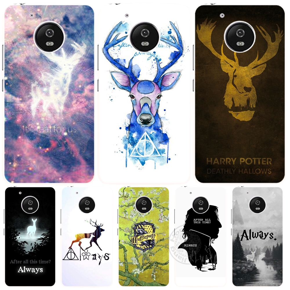f1bf18861 Harry Potter after all this time always cell phone case cover for For Motorola  Moto G5
