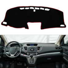 Pad Dashboard-Cover Protective-Carpet-Accessories Sun-Shade-Instrument Honda Crv