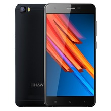 FDD LTE 4G HAWEEL H1 Pro MTK6735 Téléphone/H1 Android 6.0 MTK6580 Quad Core WCDMA Mobile Double SIM 5.0 pouce IPS 2300 mAh Smartphone