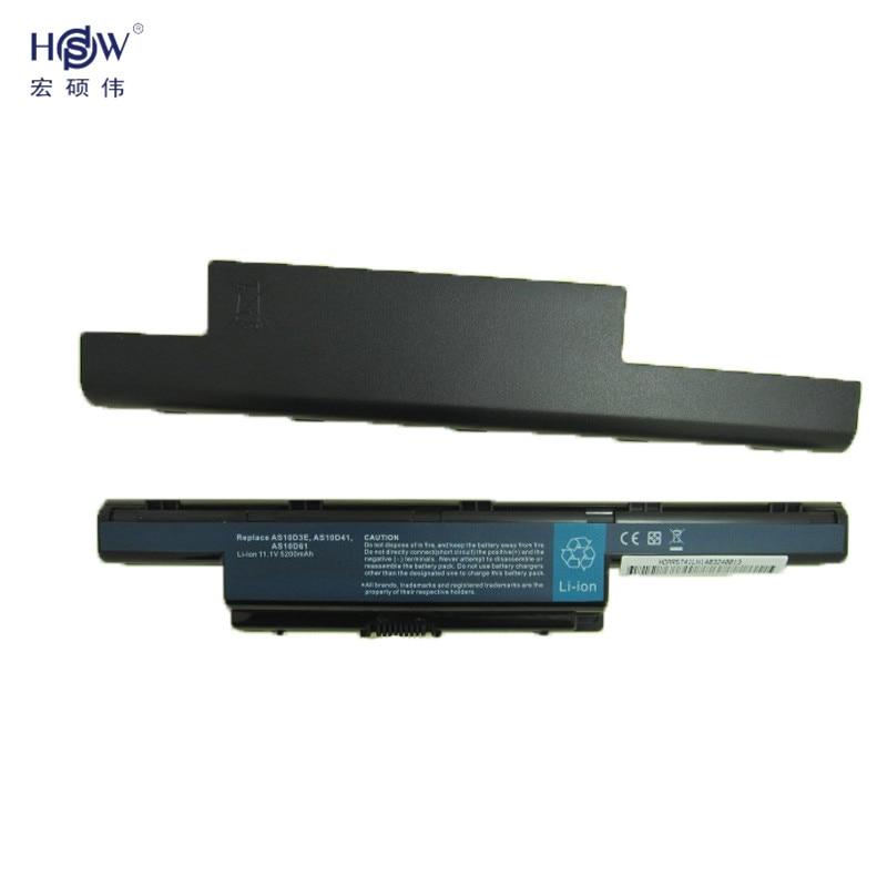 Akumulator do laptopa HSW do Acer 4741G 7741 4741 AS10D31 AS10D41 - Akcesoria do laptopów - Zdjęcie 6