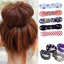 Fashion Magic Bun Maker Styling Tools