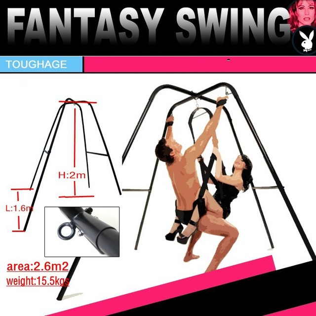 Toughage Sex Swing Hanging Chair Sex Furnitures For Couple Adult Sex Toys
