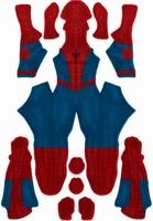 Spider Man Costume spandex lycra halloween Spiderman superhero costumes