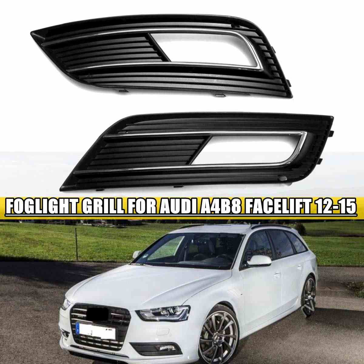 Vehicle Parts & Accessories Motors For Audi A4 B8 Facelift Grille ...