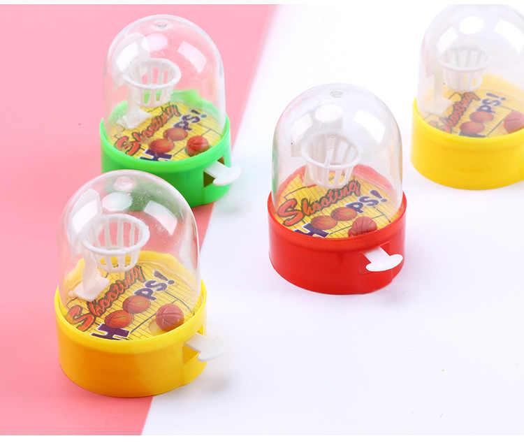 Новые продукты игрушки Мини гол в баскетболе фигурка забавные гаджеты для детей игрушки Красота подарок Шутка
