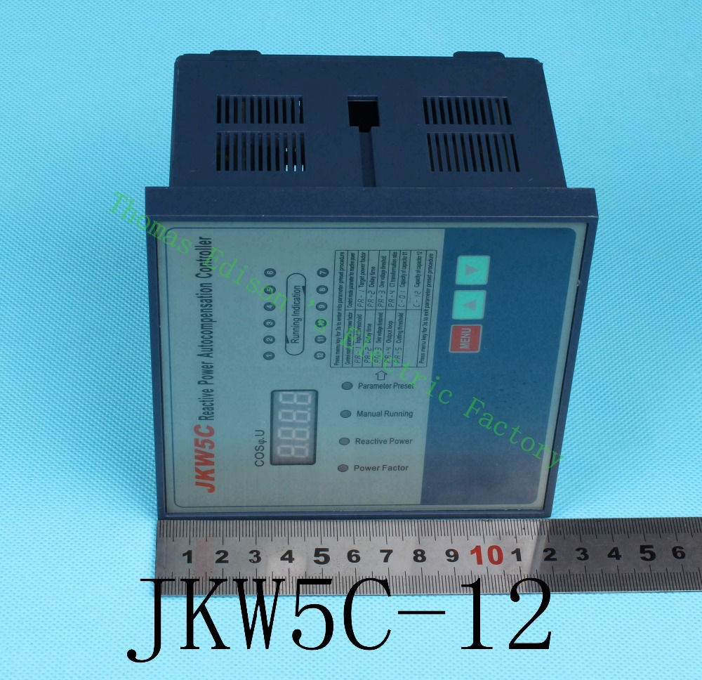 цена на JKW5C-12 Intelligent Reactive Power Autocompensation Controller compensation JKW5C