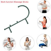 Full Body Massage Cane Back Hook Massager Neck Self Muscle Pressure Stick Tool Manuel Trigger Point Original Point Massage Rod