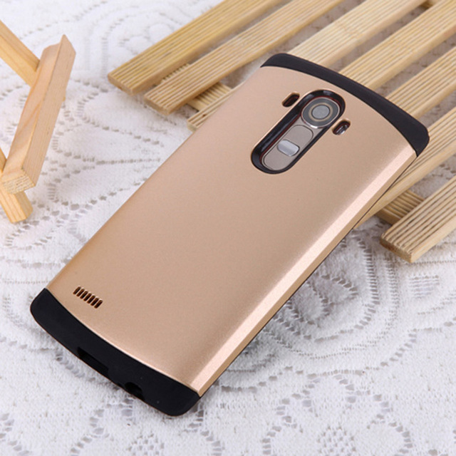 Slim Silicone Armor Case For LG G3 G4 Nexus 5 For Samsung Galaxy S5 S6 Edge Plus For iPhone 6 Plus Phone Case Hybrid Hard Cover