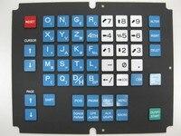 0M series controller CNC fanuc operator panel keypad membrane key board A98L 0001 0568#M