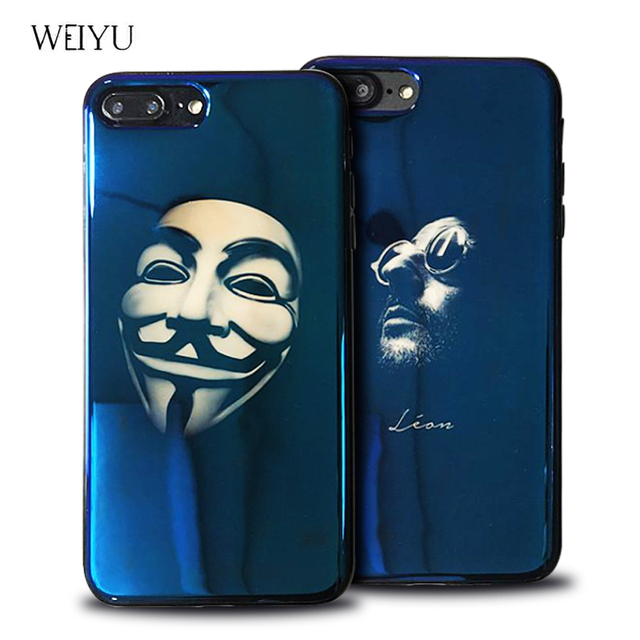 iphone 7 case blue boys