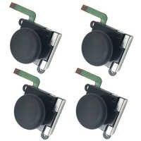 1pcs 3D joystick analogico Pollice Spiedi sensore di ricambio per Nintend Interruttore NS Gioia Con controller parti di Riparazione Nero