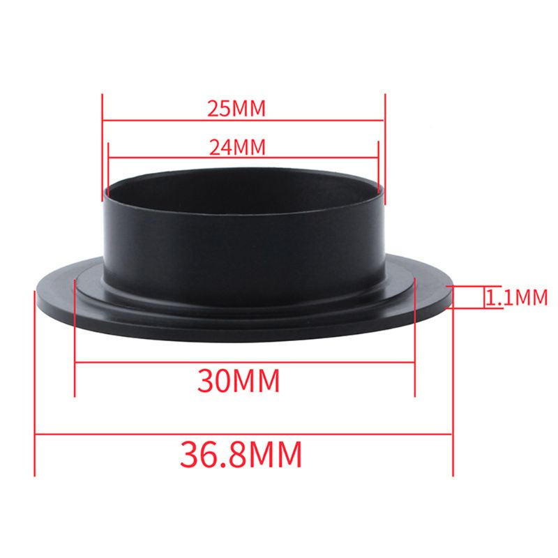 Waterproof Press-In Fixed Dustproof Bearing Cap Threaded Protect Cover
