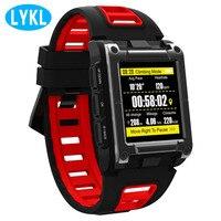 New Men LYKL S929 Sports Watch GPS Compass Waterproof Bluetooth Smart Watch with Heart Rate Tracker Fitness Tracker