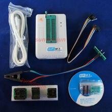 USB EEPROM SPI BIOS Универсальная Sp8-программист поддержки 4000 + чипы, включает в себя 3 адаптеров и тест клип, для внутрисхемного программирования