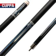 New Arrival Cuppa DL American Pool Cues Billiard Stick Kit 12.75mm 11.75mm Tip with Case Set 2 Colors China 2019