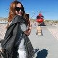 2016 новых малых пчелы вышивка теплый имитация кашемира твердые шарф женский зимний большой платок шарф женщина шарф люксовый бренд
