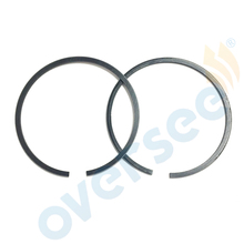 12140 96310 PISTON RING SET for SUZUKI DT20 25HP 30HP 71MM 2T Outboard Engine Boat Motor