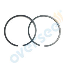 12140-96310 PISTON RING SET for SUZUKI DT20 25HP 30HP 71MM 2T Outboard Engine Boat Motor aftermarket parts 12140-96361