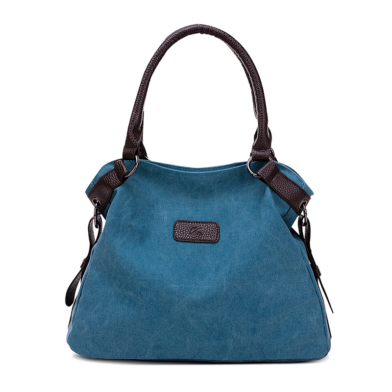 Canvas women casual bag brand designed women handbag 2016 new arrival female crossbody bag with 4 color for sale new arrival purple men s canvas handbag with european design for male