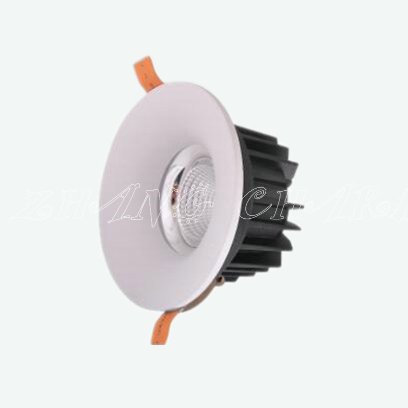 Затемнения 7w10w12w15w встраиваемые Подпушка свет 60 угол Энергосберегающая светодиодная Подпушка Light 110 В 240 В заменить 45 Вт галогенная лампа