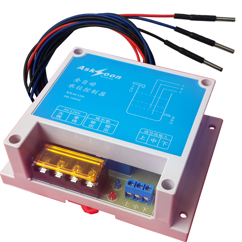 Automatic Water Tank Using Pump Controller By 2sd882