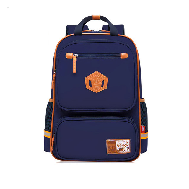 new arrival dark blue boys school bags for teenagers back pack fashion backpack for girls children bag kids backpack for school