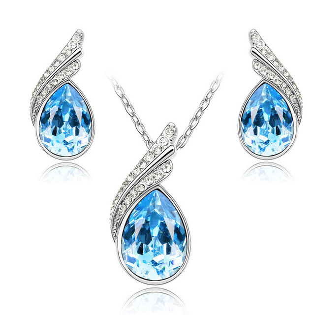 Austrian Crystal Jewelry...