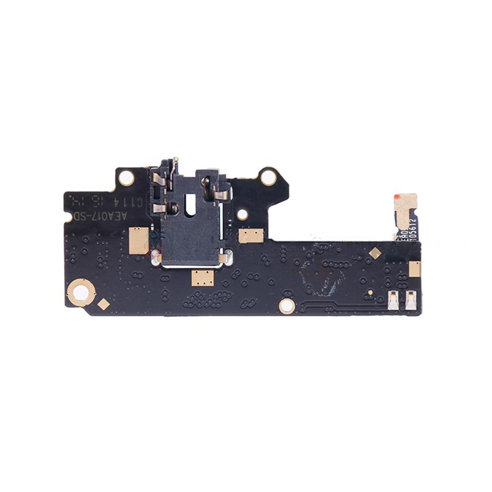 For OnePlus Three 1+3 A3000 A3003 Earphone Jack Flex Cable with PCB Board Replacement