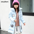 Girls winter coat kids reima down jacket for teenage girls clothes children's winter jackets baby 2016 manteau fille hiver parka