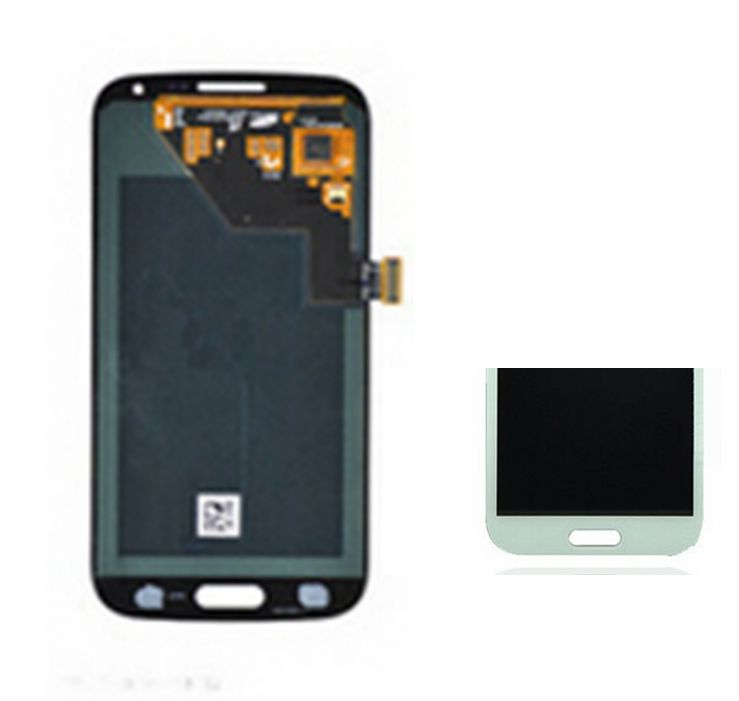 White lcd display+touch glass screen digitizer assembly for Samsung Galaxy S5 Zoom C115 free shipping