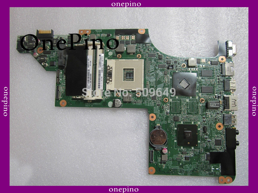 609787-001 fit For HP laptop mainboard 605319-001 DV7-4000 DV7 laptop motherboard,100% Tested 60 days warranty 100% working laptop motherboard for hp dv7 dv7 4000 615687 001 system board fully tested