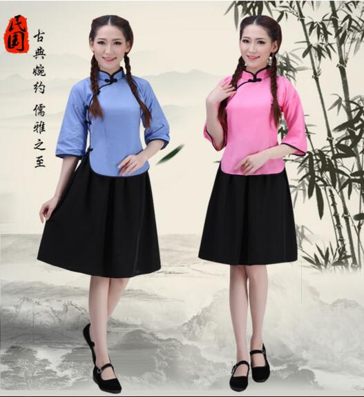 for Womens school uniform shirts