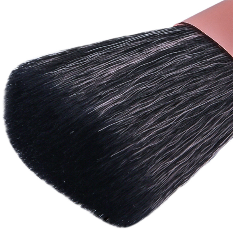 Powder Brush High Quality Nylon Hair Black Professional Cosmetics Makeup Blush Brushes Foundation Make Up Beauty Tools in Eye Shadow Applicator from Beauty Health