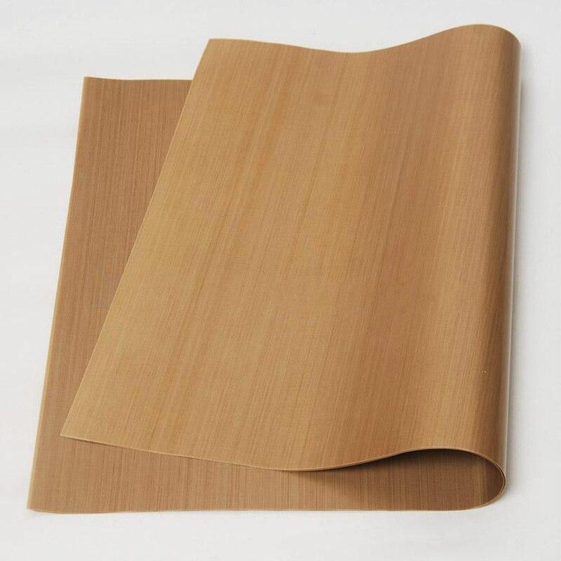 Стекловолоконная ткань, антимасляный линолеум, высокотемпературная, антипригарная, толстая, для барбекю, духовки, для выпечки, коврик для повторного использования, масляная бумага 60*40 см|bbq mat|oven paperpaper mat | АлиЭкспресс