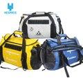 Viagem ao ar livre saco de encerado do PVC À Prova D' Água dos homens bolsa saco de ginásio saco de desporto mochilas deportivas aptidão tas deporteoutdoor KQ0003