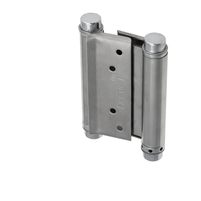 Double spring hinge Internal and external open two-way free door closer Cowboy fence gate  sc 1 st  AliExpress.com & Double spring hinge Internal and external open two way free door ...