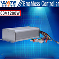 1200 W 60 V DC brushless motor controller mofset 24 e-bike electric bicycle speed control